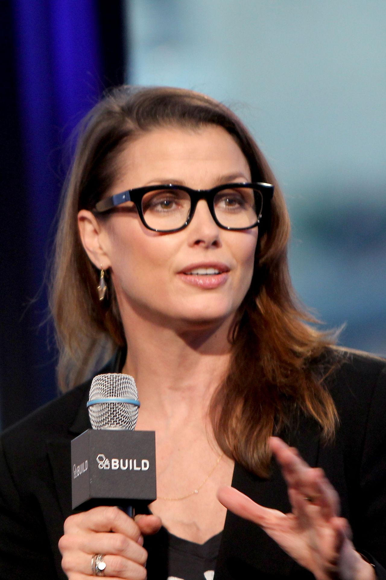 Bridget Moynahan At Aol Studios In Nyc November 2015