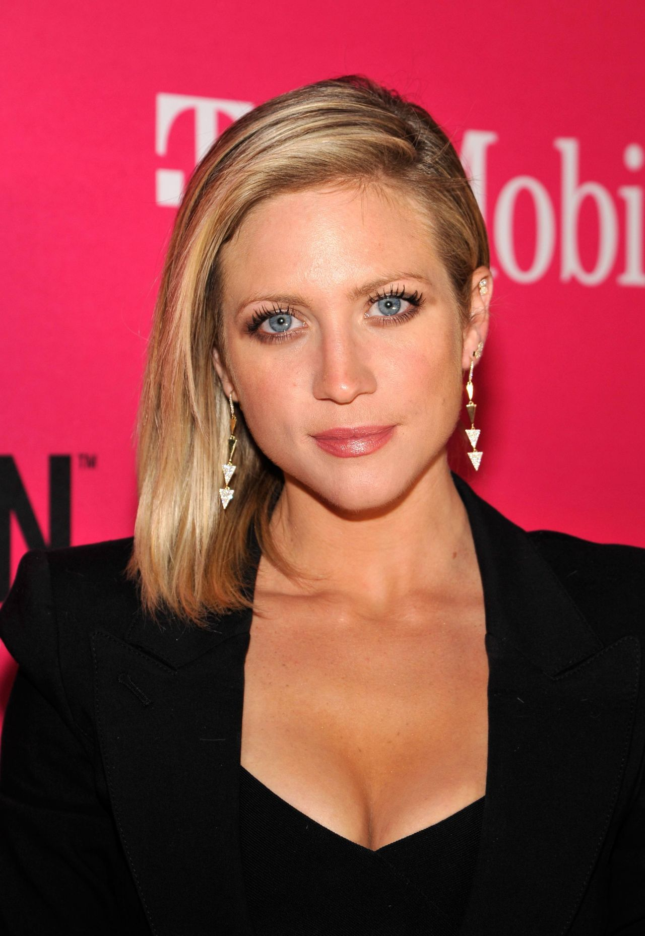 Brittany Snow – T-Mobile Un-Carrier X, November 2015 Brittany Snow