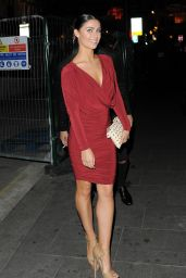 Cally Jane Beech – Jasmin Walia's Clothing Launch Party in London, November 2015