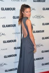 Cameron Russell – 2015 Glamour Women Of The Year Awards in New York City