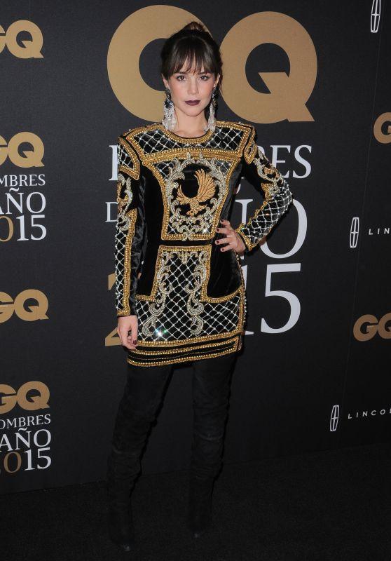 Camila Sodi – GQ Men of the Year Awards 2015 in Mexico City
