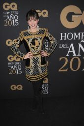 Camila Sodi – GQ Men of the Year Awards 2015 in Mexico City