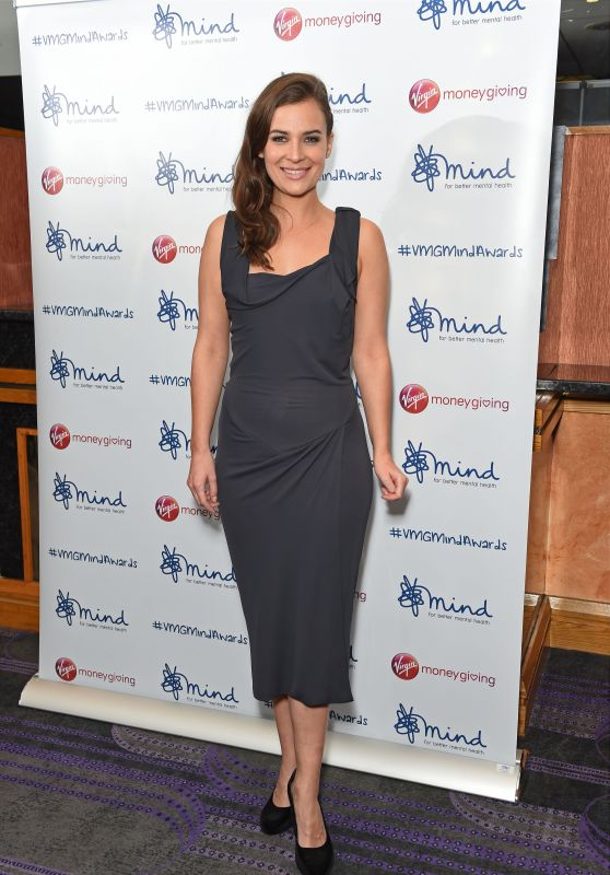 Camilla Arfwedson – Mind Media Awards 2015 at The Troxy in London