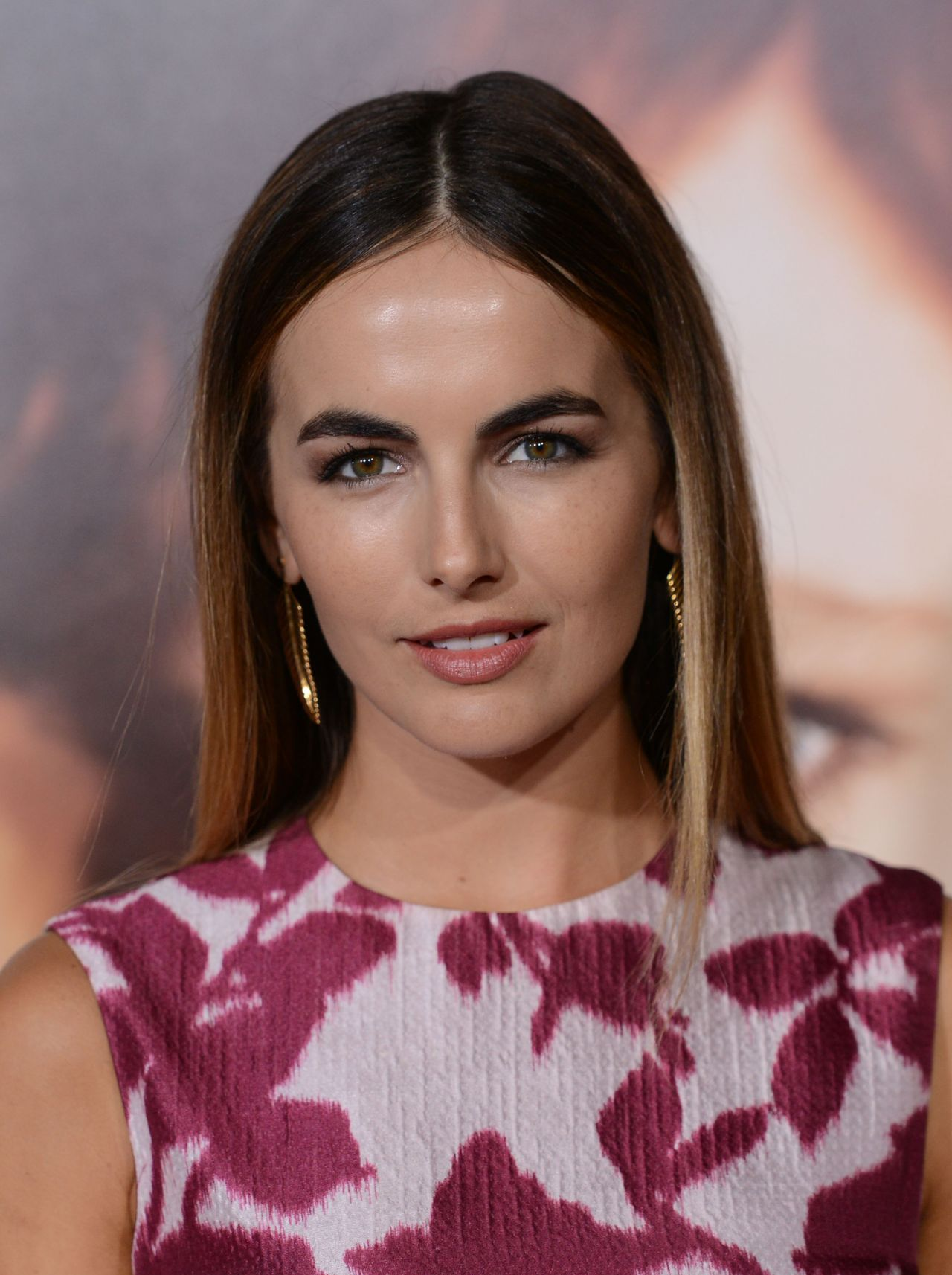 Camilla Belle The Danish Girl Premiere In Westwood