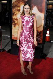 Camilla Belle - The Danish Girl premiere in Westwood, November 2015
