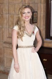 Camilla Kerslake – Terry Wogan's Gala Lunch For Children In Need in London, November 2015