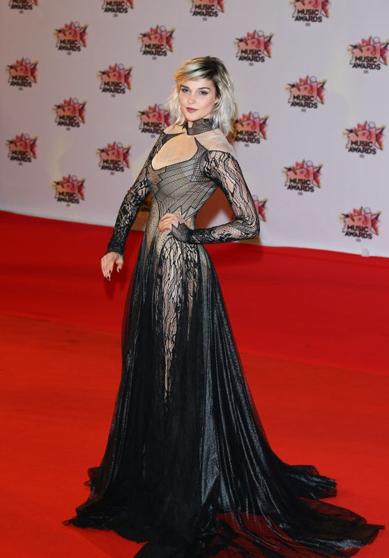 Camille Lou – 2015 NRJ Music Awards in Cannes, France