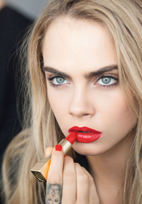 Cara Delevingne - Photoshoot for Mango Ad Campaig 2015