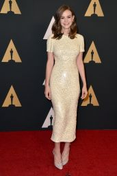 Carey Mulligan - 2015 Governors Awards in Hollywood