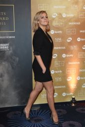 Caroline Flack – 2015 Music Industry Trusts Award (MITS) in London