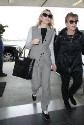 Cate Blanchett at LAX Airport, November 2015
