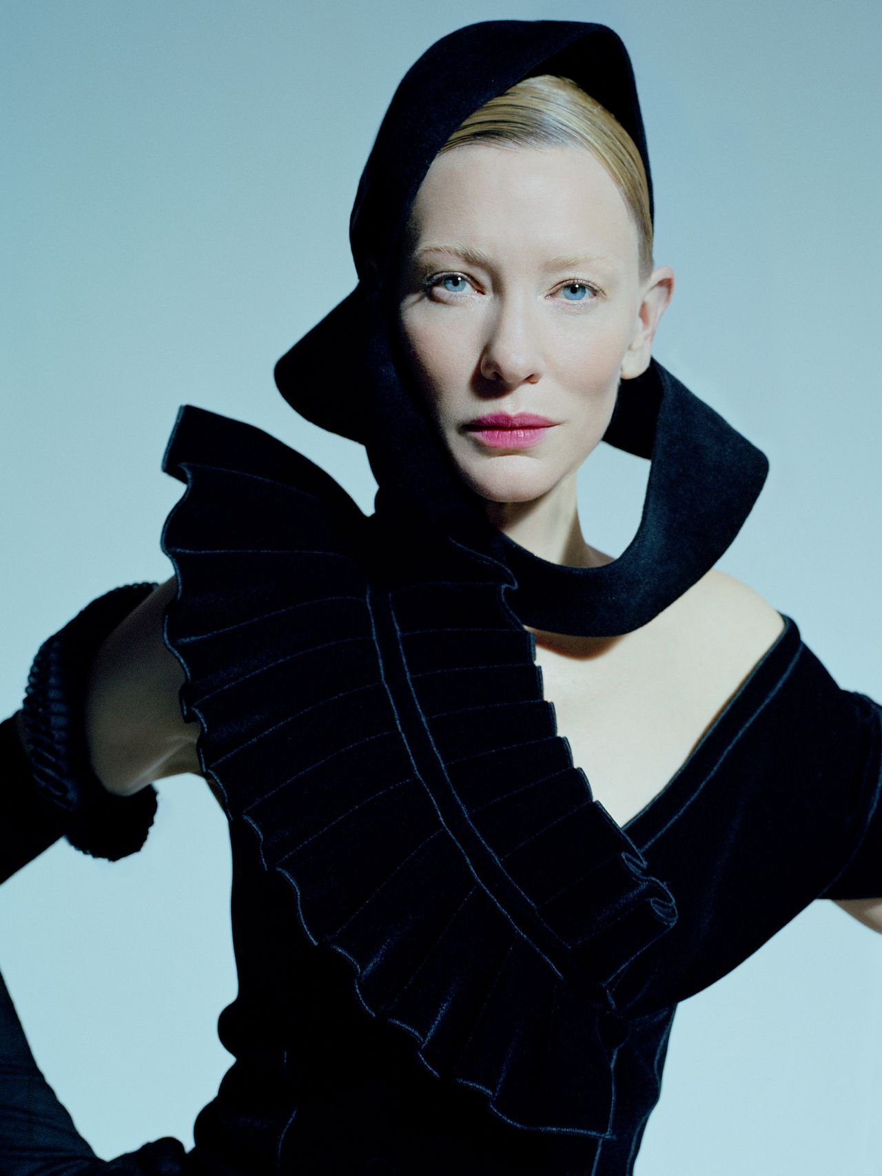 Cate Blanchett – Photoshoot for W Magazine December 2015
