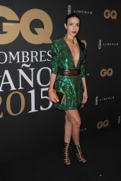 Cecilia Suarez – GQ Men of the Year Awards 2015 in Mexico City