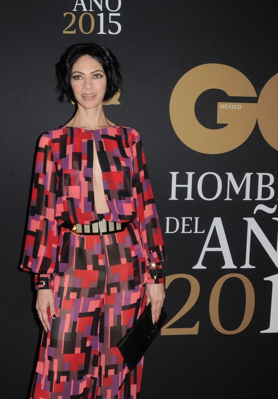 Celina del Villar – GQ Men of the Year Awards 2015 in Mexico City