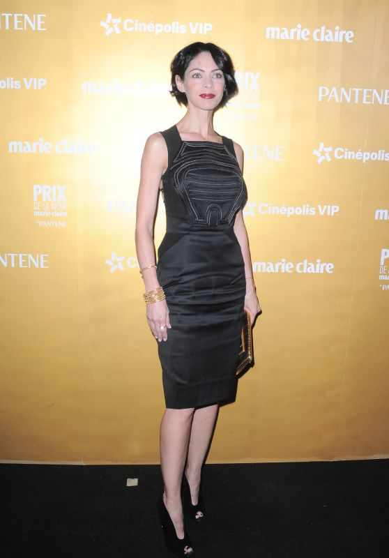 Celina del Villar – Marie Claire Prix de la Mode Awards 2015 at Hotel Hayatt in Mexico City