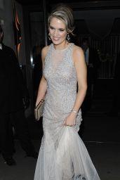 Charlotte Hawkins - itv 60th Anniversary Gala, November 2015