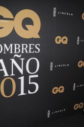 Charlotte McKinney- 2015 GQ Men of the Year Mexico Awards