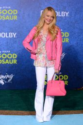 Charlotte Ross – The Good Dinosaur Premiere in Los Angeles Premiere at El Capitan Theatre