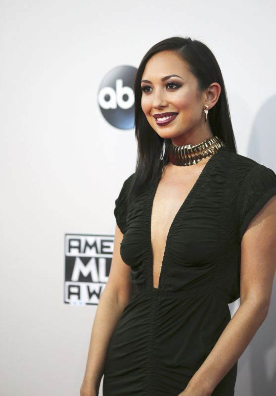 Cheryl Burke - 2015 American Music Awards in Los Angeles