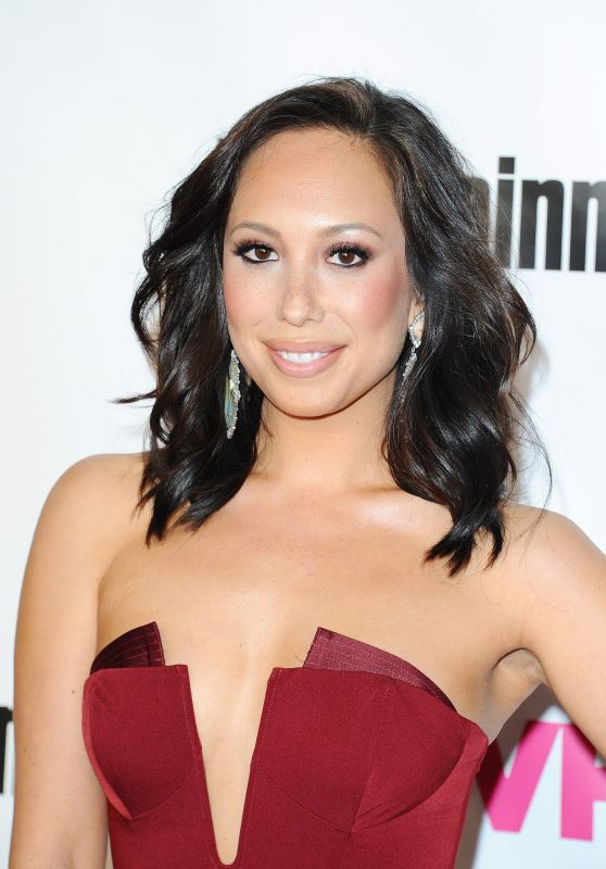 Cheryl Burke – VH1 Big In 2015 With Entertainment Weekly Awards in LA