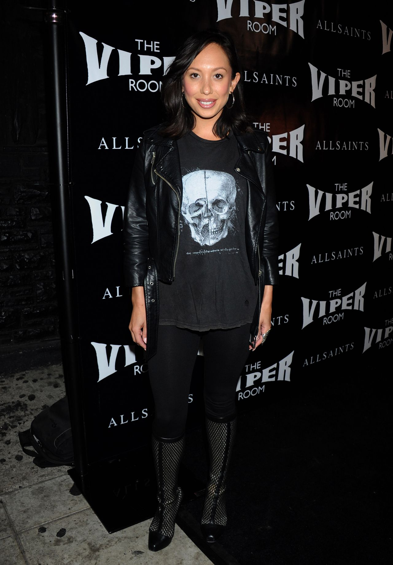 Burke - Viper Room Re-Launch Party in West Hollywood 11/17/2015