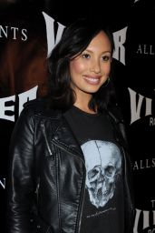 Cheryl Burke - Viper Room Re-Launch Party in West Hollywood 11/17/2015