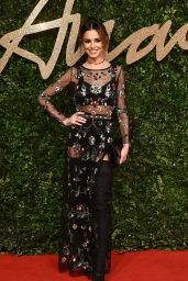 Cheryl Fernandez-Versini – British Fashion Awards 2015 in London