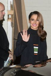 Cheryl Fernandez-Versini – Leaving the X Factor Studios in London, 11/29/2015