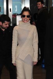 Cheryl Fernandez-Versini Style - BBC Radio 1 in London, 11/24/2015