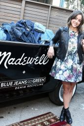 Chloe Bennet - Madewell Denim Recycling Drive in Beverly Hills, November 2015
