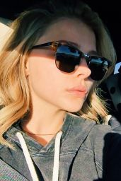 Chloe Grace Moretz Social Media Pics - November 2015