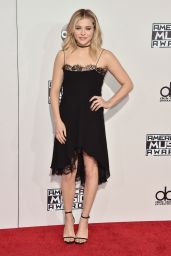 Chloe Moretz – 2015 American Music Awards in Los Angeles