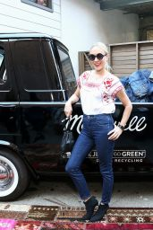 Chloe Sevigny - Madewell Denim Recycling Drive in Beverly Hills, November 2015