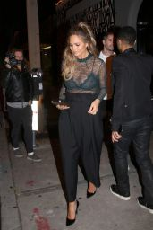 Chrissy Teigen at Craig