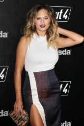 Chrissy Teigen - Fallout 4 Video Game Launch Event in Los Angeles