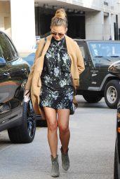 Chrissy Teigen - Out in Los Angeles, November 2015