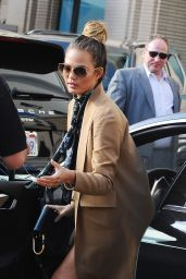 Chrissy Teigen - Out in Los Angeles, November 2015