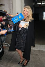 Christie Brinkley - Promoting Her Book in NYC, November 2015