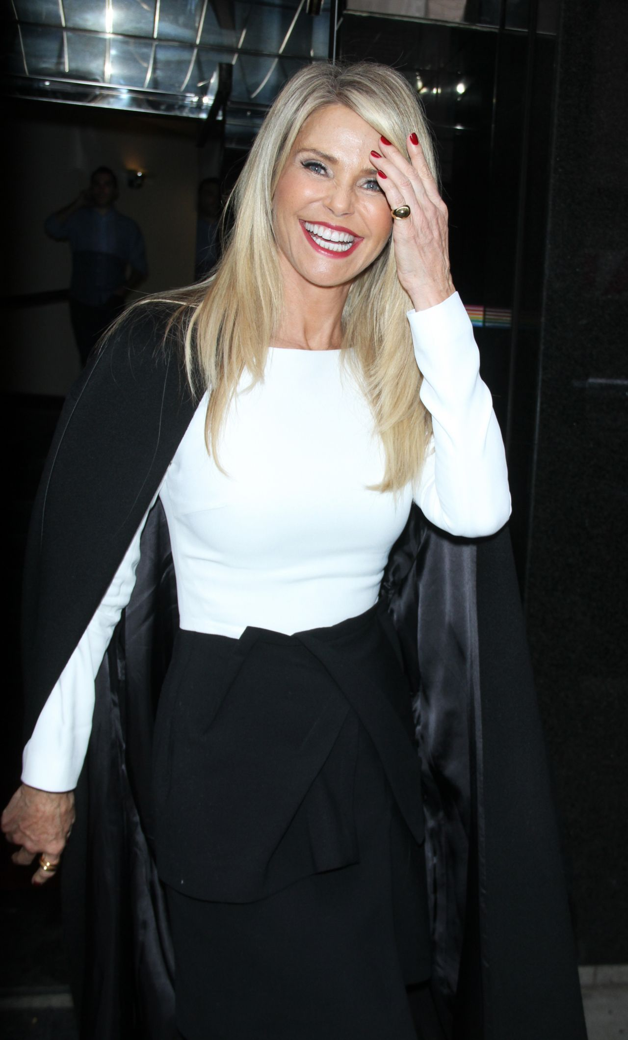 Christie Brinkley - Wendy Williams Show Promoting Her New ...