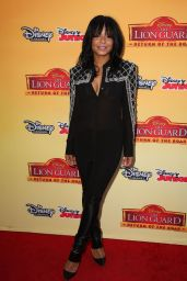 Christina Milian – Disney Channel's 'The Lion Guard: Return Of The Roar' Premiere in Burbank