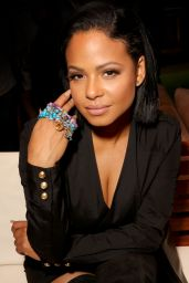 Christina Milian - Gran Centenario Tequila Angels On Earth Event in West Hollywood, November 2015