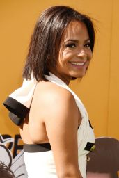 Christina Milian – 'The Peanuts Movie' Premiere in Westwood, Novemver 2015