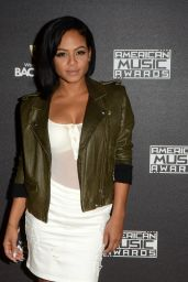 Christina Milian - Westwood One Presents the American Music Awards Radio Row Day 2 in LA, November 2015