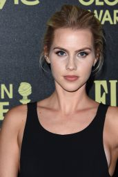 Claire Holt – HFPA and InStyle Celebrate The 2016 Golden Globe Award Season
