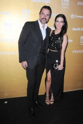 Claudia Alvarez – Marie Claire Prix de la Mode Awards 2015 at Hotel Hayatt in Mexico City