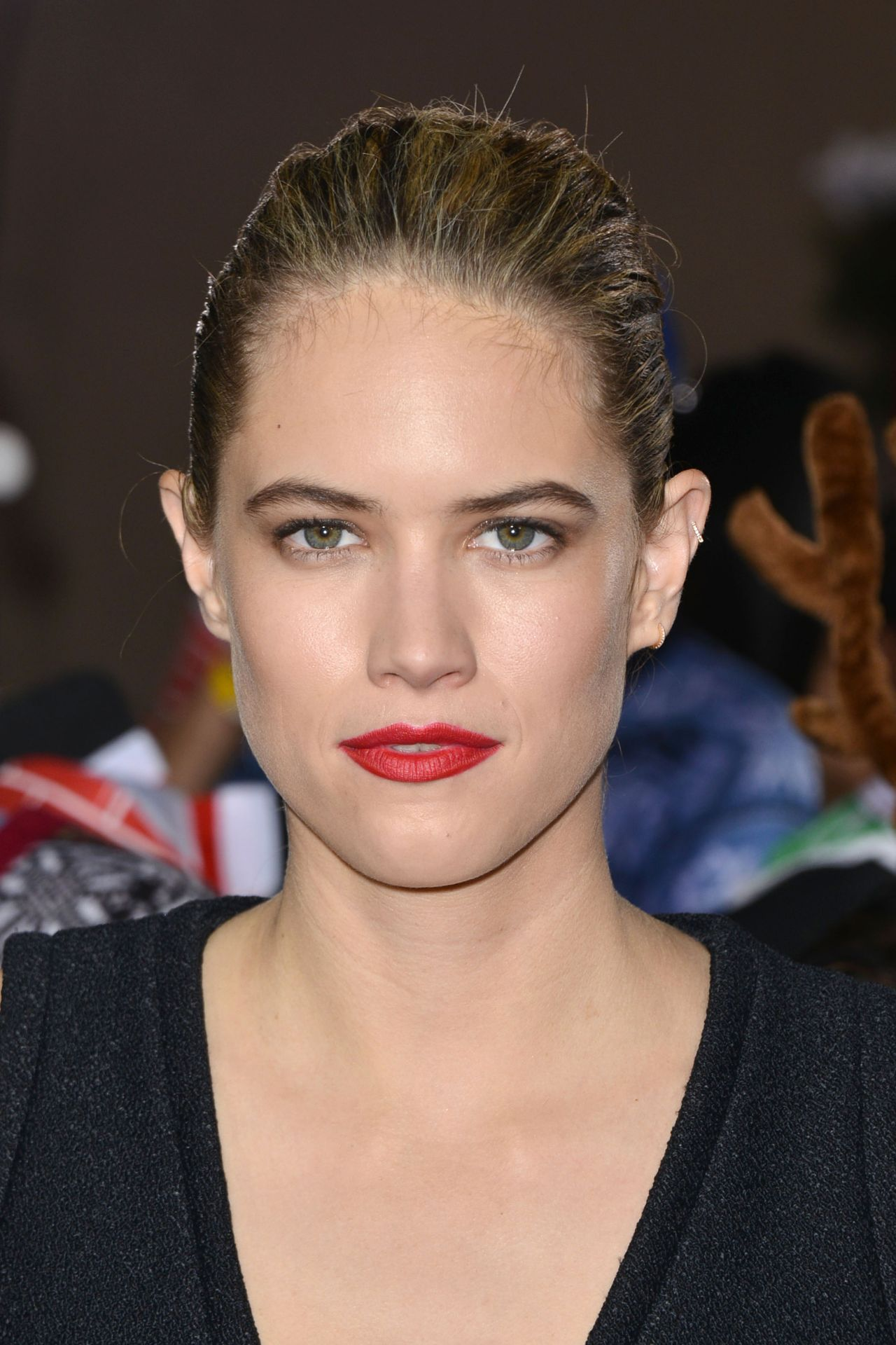 Cody Horn The Night Before Premiere In Los Angeles