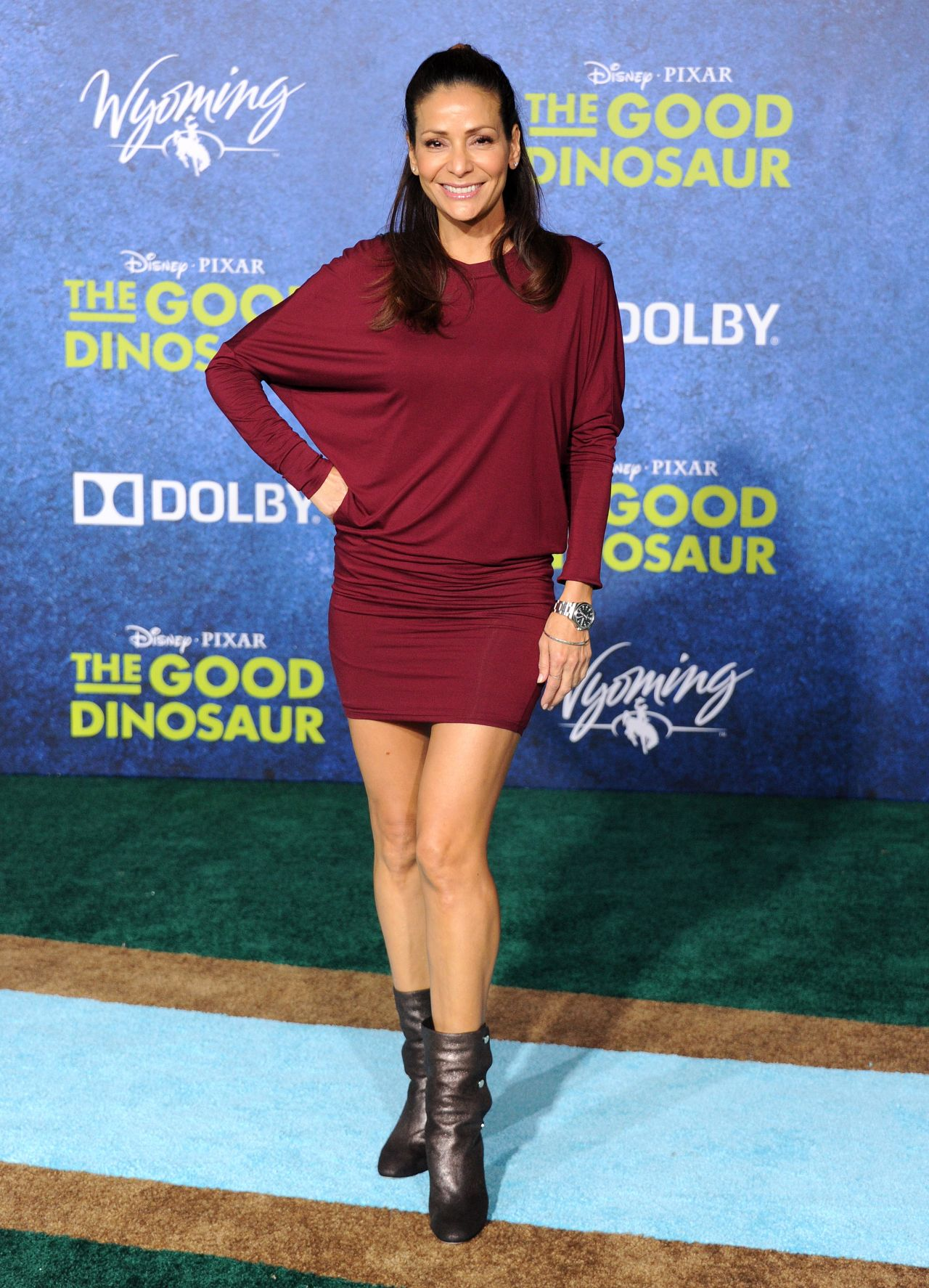 Constance Marie The Good Dinosaur Premiere In Los