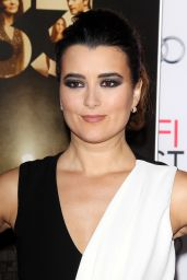 Cote de Pablo - Premiere The 33