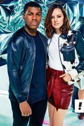 Daisy Ridley - ASOS Magazine December 2015