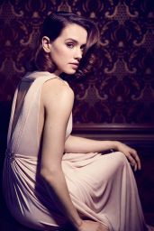 Daisy Ridley - Photoshoot for The Hollywood Reporter November 2015